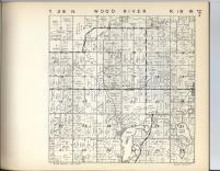 Wood River T38N-R18W, Burnett County 1948